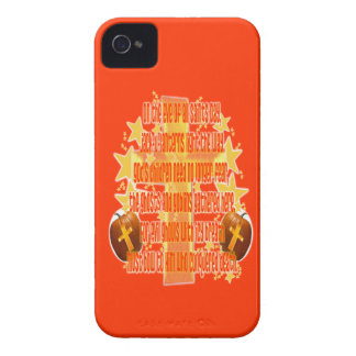 Halloween for Christians (Poem) iPhone 4 Covers