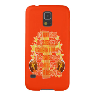 Halloween for Christians (Poem) Case For Galaxy S5