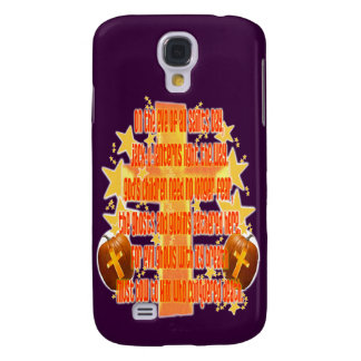 Halloween for Christians (Poem) Samsung Galaxy S4 Covers