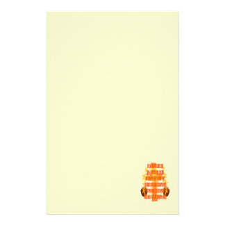 Halloween for Christians (Poem) Personalized Stationery