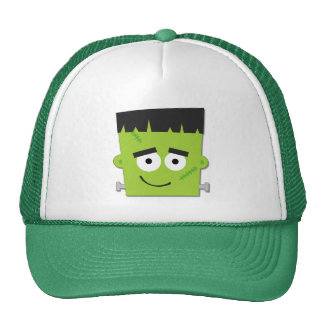 Halloween Frankenstein T-shirts and Gifts Mesh Hats