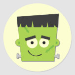 Halloween Frankenstein T-shirts and Gifts Stickers