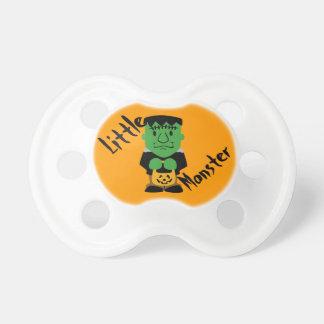 Halloween Frankenstein's Monster Pacifier