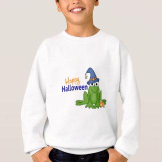 Halloween Frog Sweatshirt