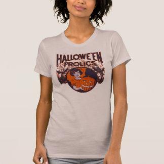 Halloween Frolic vintage T-shirt