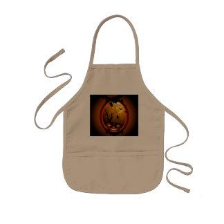 Halloween funny aprons