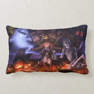 Halloween Gang Lumbar Cushion