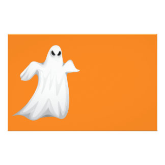 Halloween Ghost 14 Cm X 21.5 Cm Flyer
