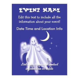 Halloween Ghost 21.5 Cm X 28 Cm Flyer