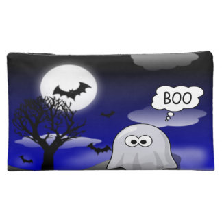 Halloween Ghost Cosmetic Bags