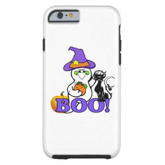 Halloween Ghost Boo Tough iPhone 6 Case
