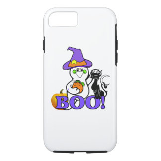 Halloween Ghost Boo iPhone 7 Case