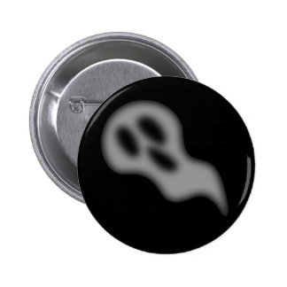 Halloween Ghost Button
