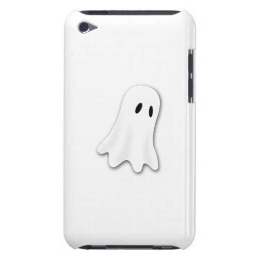 Halloween Ghost Case-Mate iPod Touch Case