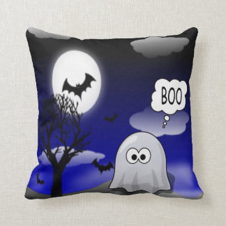 Halloween Ghost Cushion