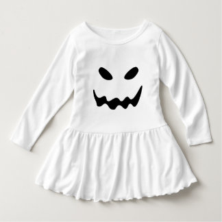 Halloween Ghost Face Dress