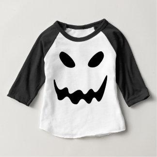 Halloween Ghost Face Tee Shirt