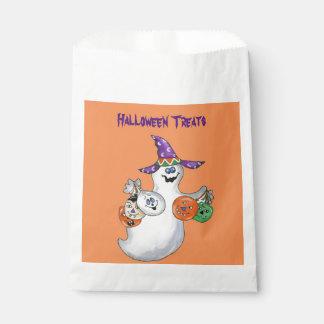 Halloween Ghost Favor Bag Favour Bags