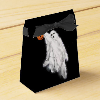 Halloween Ghost Favour Box