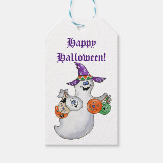 Halloween Ghost Gift Tags