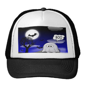 Halloween Ghost Hats