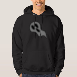 Halloween Ghost Hooded Sweatshirt