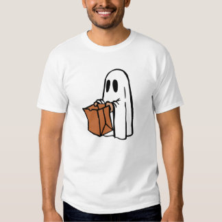 Halloween Ghost Shirts