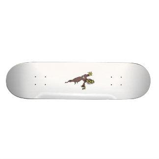 Halloween Ghost Skateboard