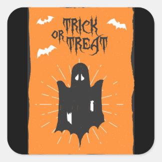 Halloween Ghost Sticker