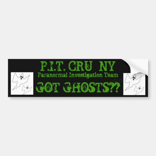 halloween-ghost-template, halloween-ghost-templ... bumper stickers