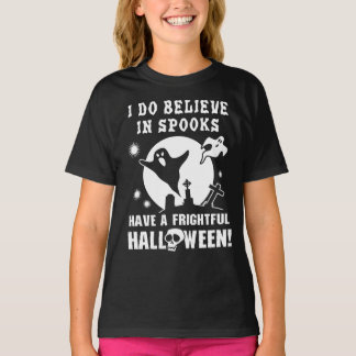 Halloween Ghosts T-Shirt