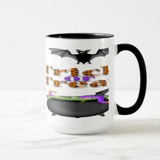 Halloween Ghoul Girl Mugs