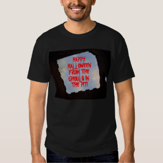 HALLOWEEN GHOULS IN THE PIT shirt