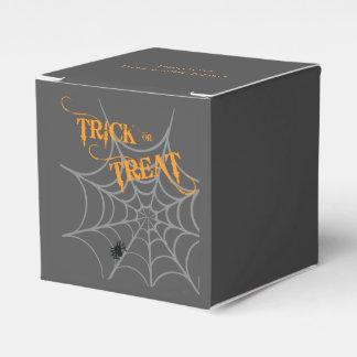 Halloween Gift Box   Trick or Treat Box