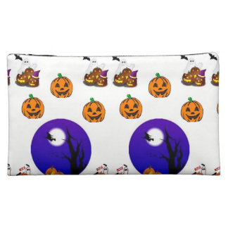 halloween girls baggette cosmetic bag