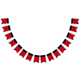 Halloween Gothic Carnival Bevel Bunting