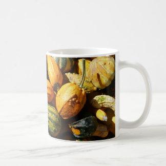 Halloween Gourds Mug