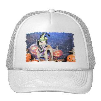Halloween - Greyhound - Pena Mesh Hat