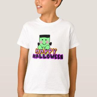 halloween happy frankenstein T-Shirt