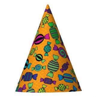 Halloween Hard Candy Treats Party Hat