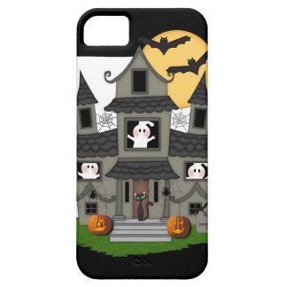 Halloween Haunted House iPhone 5 Case