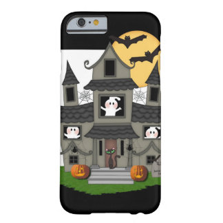 Halloween Haunted House iPhone 6 Case