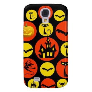 Halloween Haunted House Samsung Galaxy S4 Case