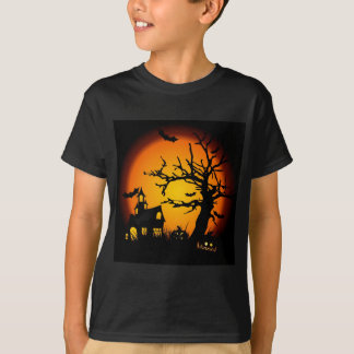 Halloween haunted house T-Shirt