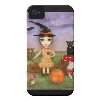 Halloween Heidi iPhone 4 Cover