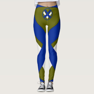 Halloween Hero Cosplay Leggings