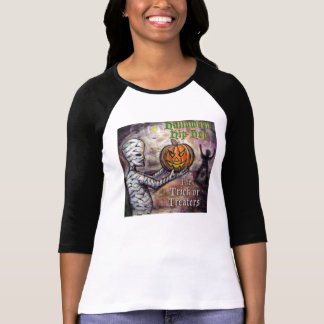 Halloween Hip Hop T-shirt