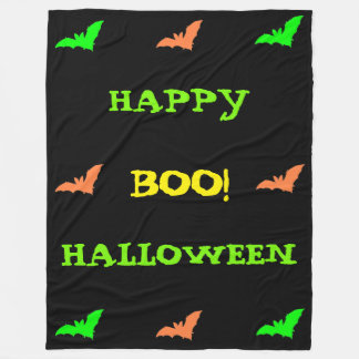 Halloween Homage Fleece Blanket