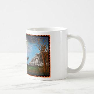 Halloween Honeymoon mug,wedding,shower Basic White Mug