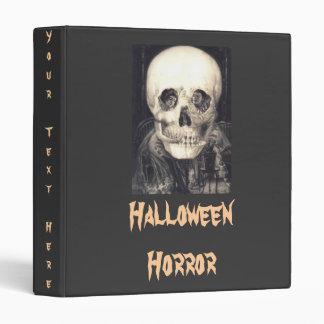 """Halloween Horror 1"""" Binder"""